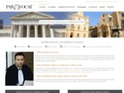 Avocat nimes, Arles - droit pénal - routier - affaires : Cabinet PARA