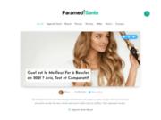 ParamedSanté, site d'informations sur le matériel paramédical
