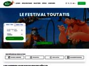 Parc Astérix  Site officiel du parc d'attractions