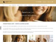 Parenthese Café - Le plaisir de la vente à domicile
