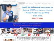 Jean-Louis Plomberie, artisan plombier à Paris 11