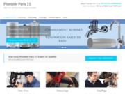 JEAN LOUIS PLOMBERIE, chauffagistes à Paris 15