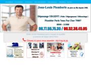 Jean-Louis Plomberie, artisan plombier à Paris 7