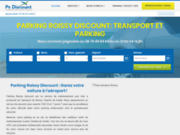 Parking Roissy Discount, le parking pas cher de Roissy CDG