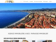 Parnasse Immobilier : Agence immobilière sur Nice