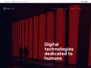 Partitio : Hébergement de données d'entreprise en Cloud privé