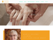 Pasithéa Équilibre - Ma réflexologue à Annecy