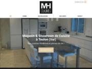 MH Cuisines La Valette pour votre cuisine sur-mesure à La Valette-du-Var