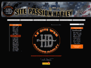 Le Site Web Harley-Davidson 100% Passion-Harley®