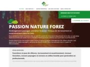 Passion Nature Forez, entreprise de travaux forestiers à Chambéon