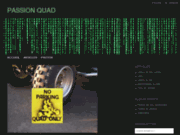 Blog PASSION QUAD