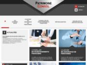 Conseil en gestion de patrimoine Rhône-Alpes