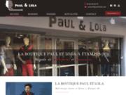 Paul et Lola, boutique multimarques en prêt-à-porter à Étampes 91