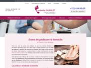 Isabelle Daxhlet - pédicure à domicile (Ampsin Belgique)