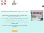 Clean'Odeur la première peinture anti odeurs