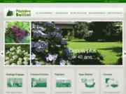 Pépinière Bellini : diverses cultures de pépinière