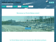 Permis Bateau Lorient est le site du permis bateau en région de Lorient