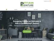 Petitjean Peinture, entreprise de peinture à Cormontreuil