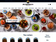 Sortez du quotidien : choisissez du caviar Petrossian