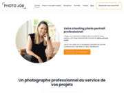Photo Job spécialiste du portrait professionnel