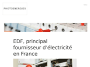 PhotoEnergies - panneaux solaires photovoltaïques