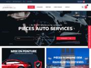 SG Distri Auto, spécialiste en carrosserie automobile