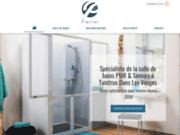 Pierrel Cédric, entreprise de sanitaires PMR & Seniors