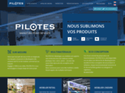 Pilotes PLV, spécialiste des présentoirs et mobiliers commerciaux