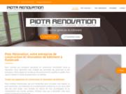 Piotr Rénovation, entreprise générale du bâtiment
