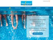 Piscines et spas du Doubs - Piscines Desjoyaux à Mamirolle