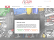 Piston : Société de ventes de pièces et accessoires auto proche de Lyon