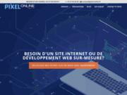 Pixel Online Création : Création de site Internet et référencement