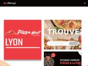 Pizzahut Express Lyon - Pizzas à emporter Lyon