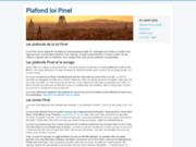 Les plafonds loi Pinel 2017