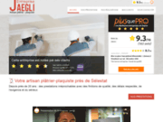 Jaegli : travaux d'isolation en Alsace