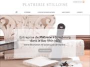 Plâtrerie Stilloise à Dinsheim-sur-Bruche réalise vos travaux de cloisons et faux plafonds