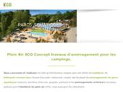 Plein Air ECO Concept - Bâtiments pour l'hôtellerie de plein air