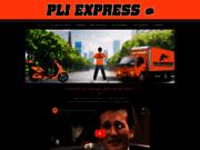 Transport express à Paris et Ile de France