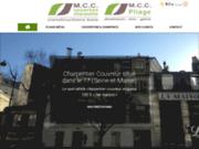 M.C.C. Couverture, Charpentier Couvreur à proximité de Paris