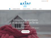 AEIDF, solutions de chauffage et plomberie à Boulogne-Billancourt