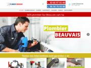 Plombier pas chère à proximité de Beauvais