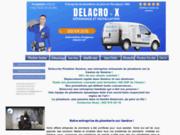 Plomberie en région genevoise: entreprise Delacroix