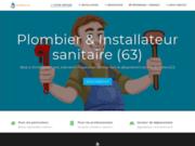 Entreprise de plomberie dans le Puy-de-Dôme