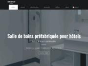 Salles de bains préfabriquées - Plug and Play Bathroom