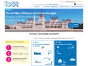 Plus Belle l'Europe : circuits organisés et voyages sur mesure en Europe