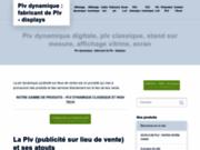 Le site de la PLV dynamique pour vos besoins en marketing et en publicité