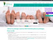 Pédicure podologue à Piriac-sur-Mer près de Guérande