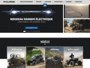 POLARIS - Site officiel des Quads POLARIS