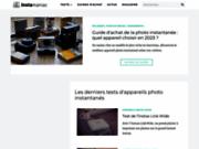Le site de référence sur les appareils photo polaroid et la photographie instantanée