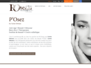 P'Osez : institut de beauté et centre d'esthétique au Luxembourg